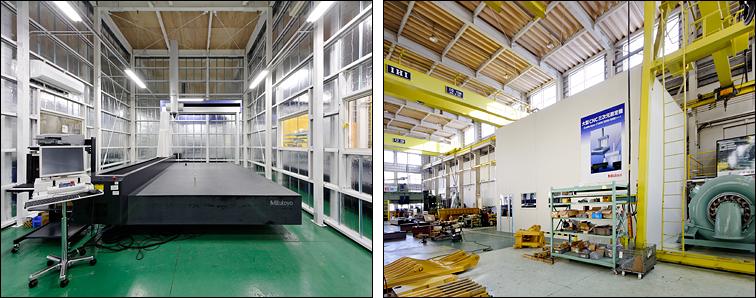 大型CNC三次元測定機導入