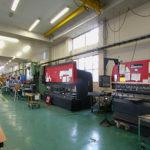 精密板金工場設備