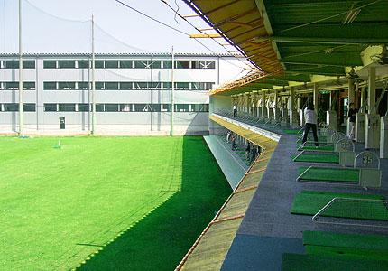 アンテロープ・ゴルフ練習場